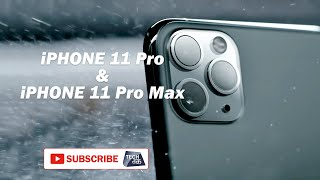 iPHONE 11 Pro & iPHONE Pro Max : जाने कीमत और फीचर्स | Tech Tak