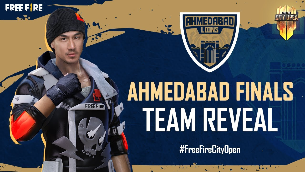 FFCO Ahmedabad Finals Team Reveal   Free Fire City Open