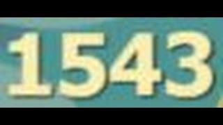 сокровища пиратов уровень 1543 прохождение - Pirate treasures level 1543 walkthrough