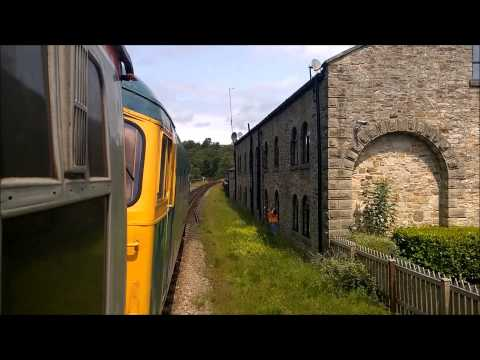 26038 Blasts Out Of Summerseat 12th July 2015