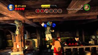 Xbox 360 Longplay [034] Lego Pirates of the Caribbean (Part 1 of 9)