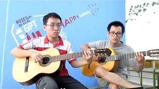 Tập đệm Triệu đóa hồng (Million roses Guitar)