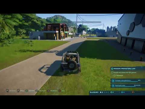 Jurassic World Evolution: Accept you are neveractually in control Trophy Guide