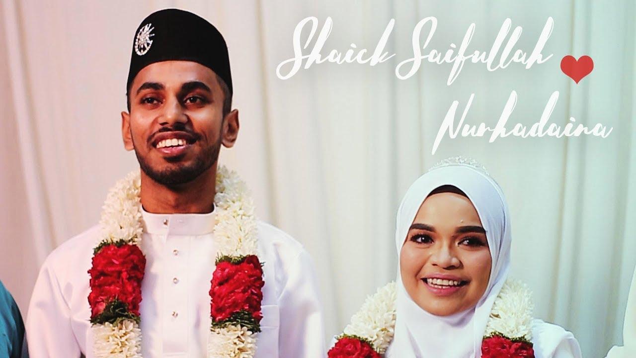 Bengali Muslim wedding