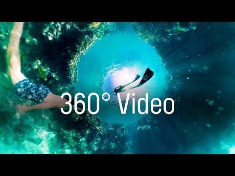 Visit Hamilton Island in 360˚ Virtual Reality with Qantas