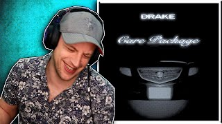 Drake - Care Package FULL ALBUM REACTION (first time hearing)