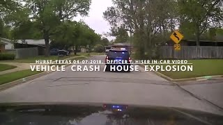 Baixar Incredible: House explosion caught on dashcam