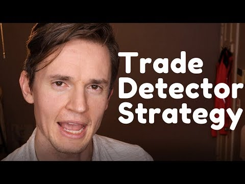Order Flow Strategy with Ninja Trader's Trade Detector