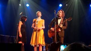 "Taylor Swift & The Civil Wars - ""Safe & Sound"""