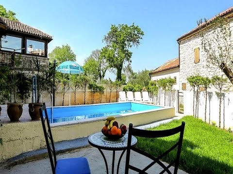 Villa Marasi Vrsar Croatia holiday accommodation