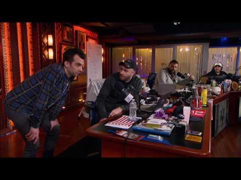 Actor Jay Baruchel talks about his favorite Hockey Movie 1/4/2017