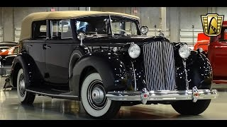 1938 Packard 1608 Gateway Orlando #728