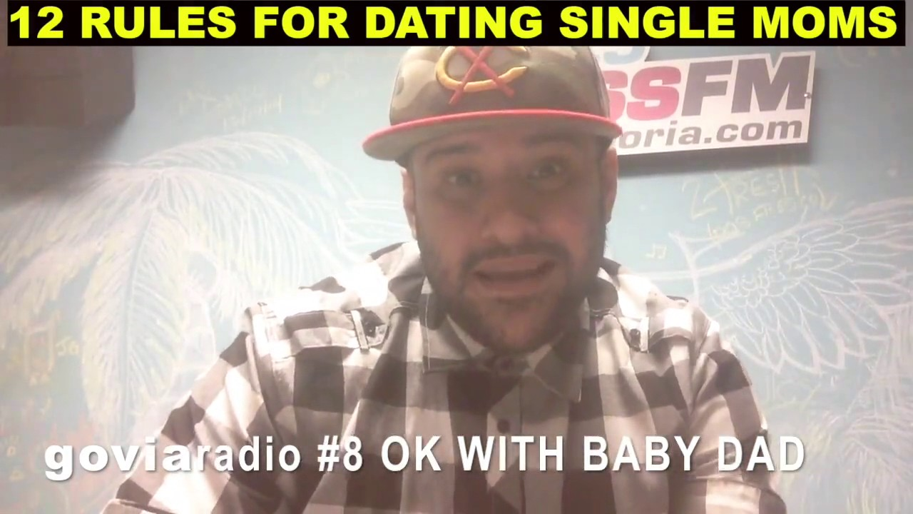 rules of dating a single dad things to say online dating
