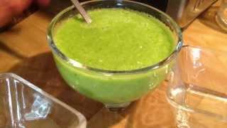 Salsa Verde Cruda Deliciosa Receta