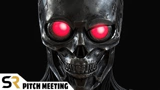 Terminator: Dark Fate Pitch Meeting