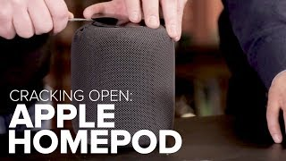 Video Cracking Open the Apple HomePod (Cracking Open) download MP3, 3GP, MP4, WEBM, AVI, FLV September 2018