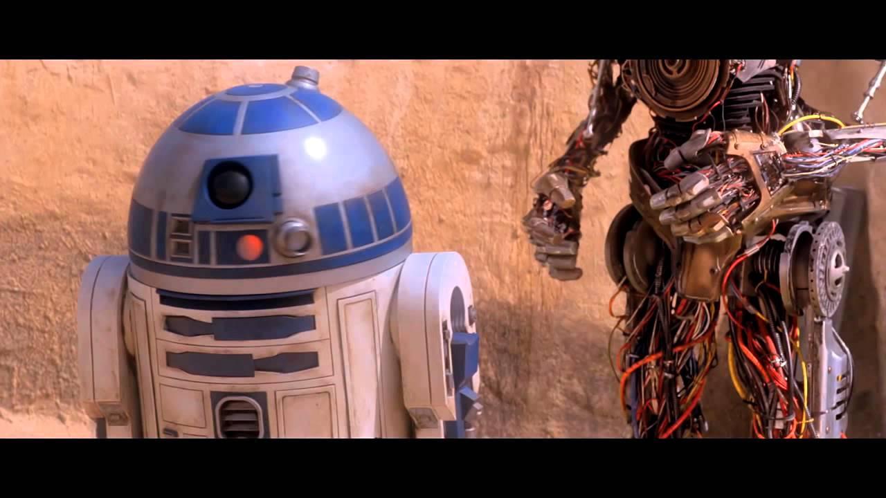 star wars the complete saga movie clip episode 1 movie