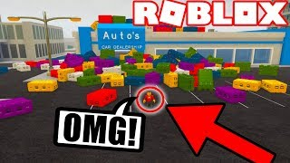 *INSANE* THE OWNER GAVE ME SO MANY CRATES! (Roblox Vehicle Simulator) #35