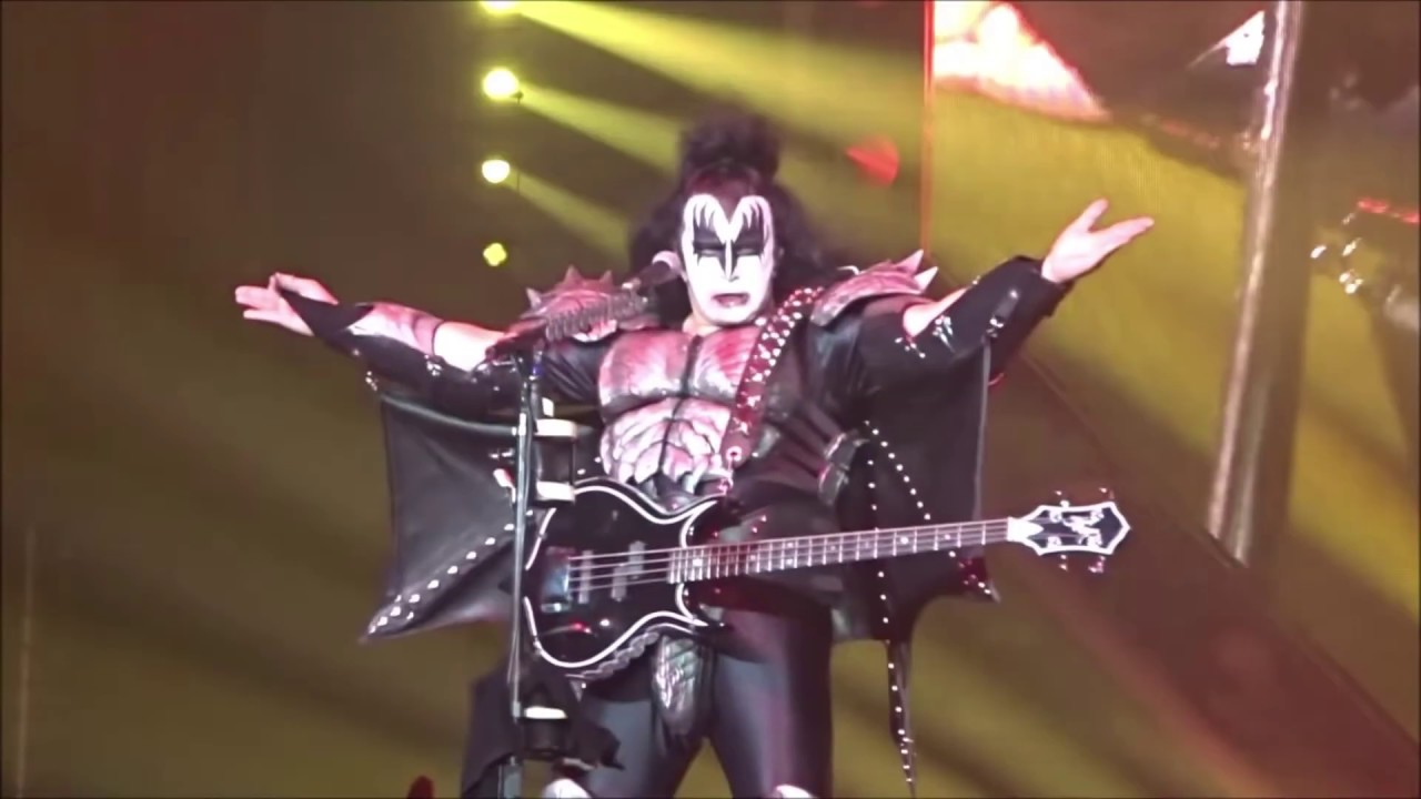 Multicam KISS I Love it Loud Live in the Ziggo Dome Amsterdam 2019 End of the Road Tour