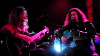 Fred & Toody (Dead Moon) - Fire in the Western World (Acoustic) 03-16-12 Ash St Saloon