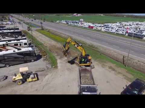 Bella Vista RV Construction & Resurfacing Overview