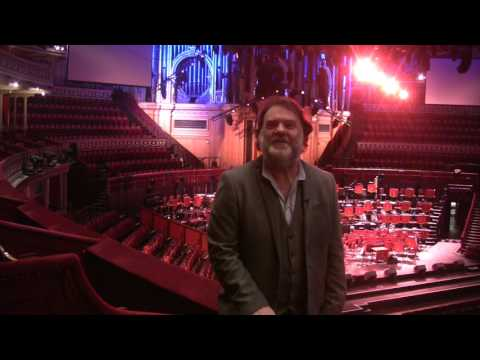 Bryn Terfel flies with the Valkyries