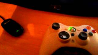 xbox 360 wireless receiver on the pc