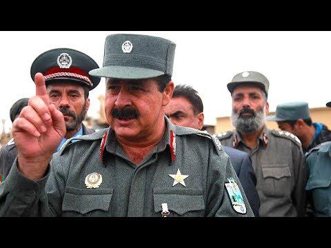 Police secure Nangarhar ahead of presidential elections in Afghanistan