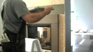 Chapter 5: Installing The Wall Panels - Solus Installing Concrete Fireplace Surround