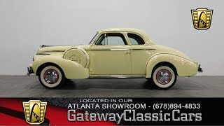 1940 Buick Coupe - Gateway Classic Cars of Atlanta #318
