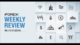 iFOREX Weekly Review 06-11/11/2016: JPY, USD and CAD.