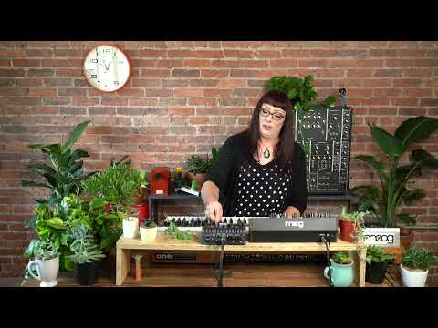 Moog One Firmware Update 1.1.0 And Performance With Lisa Bella Donna