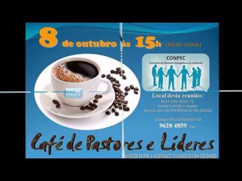 Café de Pastores e líderes em Colombo - 8out16 na Lógos