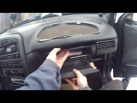 Меняем отопительный радиатор ВАЗ 2114 / 2113 / 2115 или радиатор печки