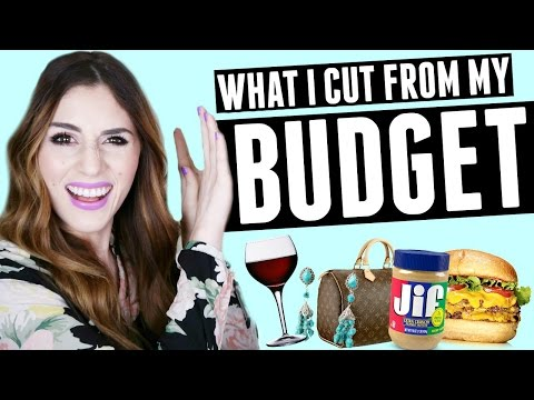 What To Cut From Your Budget | How To Save Money
