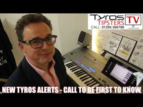 """""""My music finder is scrambled"""" - Your questions answered on Yamaha Tyros 5 keyboard"""