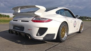 1200HP 9FF Porsche 997 GTurbo R 0-332 Km/h