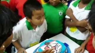 8th Birthday Party of Kanzler Ibrahim