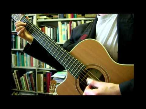 Sunny Road - Emiliana Torrini (Fingerstyle cover)