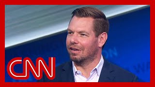'She's just not that into you': Swalwell's message to Greene about beef with AOC