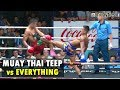 The Teep Beats EVERYTHING (Superlek | Kongsak | Panpayak) | Muay Thai Teep