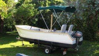 My Home Made Catamaran