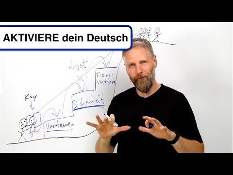 Aktiviere endlich dein Deutsch!