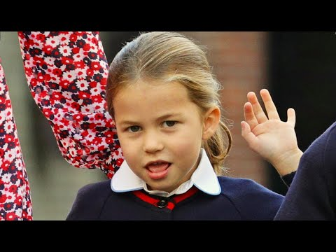 Princess Charlotte&39;s First Day of School Means a &39;New&39; Name Here&39;s Why