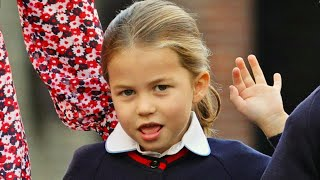 Princess Charlotte's First Day of School Means a 'New' Name! Here's Why