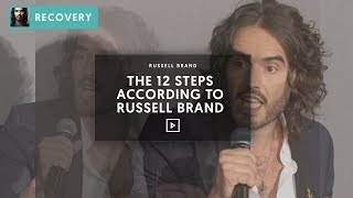 The 12 Steps According To Russell Brand