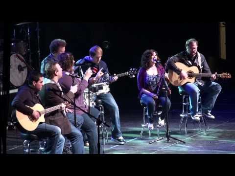 Casting Crowns Live Acoustic - I Know You're There & Does Anybody Hear Her - Newark, NJ 02/20/10