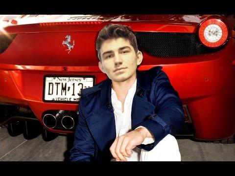 Ferrari ile Türk kızı tavlamak! (GOLD DIGGER)