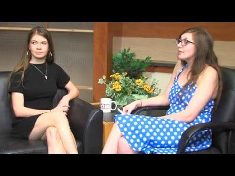 rtv 215 interviews- allie james - youtube