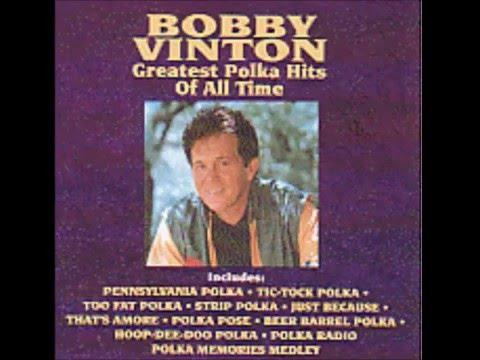 Beer Barrel polka(ビア樽ポルカ)/Bobby Vinton